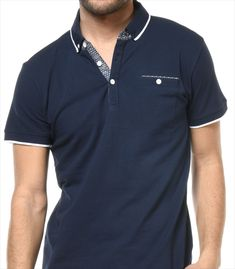 H.Landers Polo HL Ballari MC Mode Homme Casual