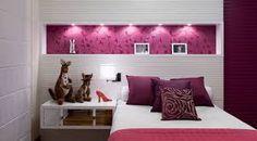 Resultado de imagem para decoração de quarto pequeno para mulher divorciada