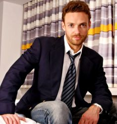 Ross Marquand for Variety, I literally love this man Ross Marquand, Tom Payne, Fear The Walking Dead, Rick Grimes, Dream Guy, Man Crush, My Boyfriend, Hot Guys, Suit Jacket
