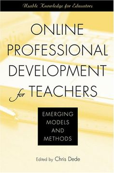 Online Professional Development for Teachers: « LibraryUserGroup.com – The Library of Library User Group