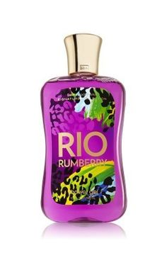 Bath and Body Works Rio Rumberry Shower Gel 10 Fl Oz by Bath & Body Works. $8.25. 100% authentic. Size: 10oz. Rio Rumberry is an exotic blend of tropical berries, fresh papaya and vanilla blossom. Pour a button-sized drop on a damp washcloth or mesh sponge, work into a lather and smooth this over skin. Rinse clean.. brand new never used or tested. Shower Gel is supercharged with benefits that make it the world's best daily luxury. It has been formulated to provide the ultimate...
