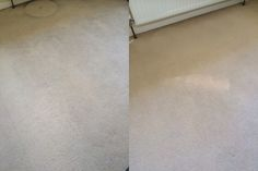 Photo Gallery of Completed Cleaning Jobs - VitaClean - Stain removal on a carpet visit http://www.vita-clean.co.uk