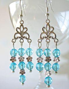 Eplabiter: Earrings handmade Turkis ørepynt https://epla.no/shops/athene-silver/