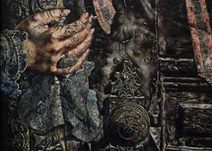 ivan albright artwork | Ivan Albright That Which I Should Have Done I ... | Art Can't Hurt Y ...