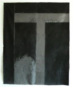 Desenho 1 Giz, grafite e têmpera sobre tecido de algodão. 150 x 120 cm R$: 7.617,83