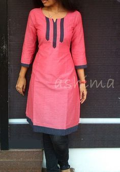 African fashion is available in a wide range of style and design. Whether it is men African fashion or women African fashion, you will notice. Salwar Neck Designs, Kurta Neck Design, Kurta Designs Women, Dress Neck Designs, Blouse Designs, African Print Dresses, African Print Fashion, Africa Fashion, African Fashion Dresses