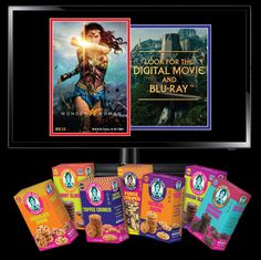 Movie Snackin' Enter to Win!   #MovieSnackin #gogoodie #WonderWomanSweepstakes http://www.goodiegirlcookies.com/wonderwoman  &  http://bit.ly/WonderWomanFilm