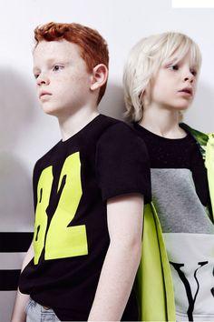 BOYS / THE SPRING REPORT-EDITORIALS   ZARA United States