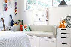 Πως Ελληνίδα interior designer, μετέτρεψε συρταριέρα γραφείου και ντουλάπι ΙΚΕΑ…