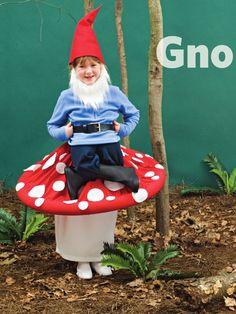 @Jenny Courtney      gnome costume