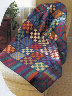 Checkers Quilt Pattern