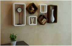Wall Shelf Decor, Wall Shelves, Floating Shelves, Home Decor, Decoration Home, Room Decor, Home Interior Design, Bookshelf Decorating, Wall Shelving