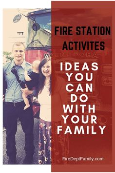 Fun Fire Station Activities you can do with your Firefighter Family the next time you visit! Make memories and have fun, firefighters need to get back to their roots and celebrate the family more. Firefighter Training, Firefighter Family, Firefighter Wedding, Boyfriend Stuff, Fire Fighters, After Life, Fire Dept, Family Activities, I Fall In Love