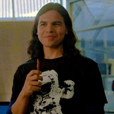 "I got Cisco Ramon! Which Character From ""The Flash"" Should You Marry?"