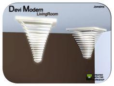 jomsims' DEVI ceiling light