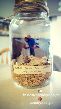 Vacay Souvenir Mason Jar beach Vacay Souvenir Mason Jar beach Vacay Souvenir Mason Jar beach The post Vacay Souvenir Mason Jar beach appeared first on Spardose ideen. The post Vacay Souvenir Mason Jar beach appeared first on Spardose ideen. Beach Mason Jars, Pot Mason Diy, Mason Jar Crafts, Beach Jar, Beach Memory Jars, Mason Jar Picture, Beach Kids, Seashell Crafts, Beach Crafts