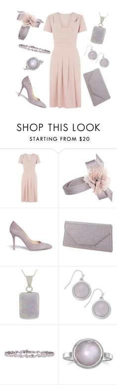 """Family Christening"" by nmccullough ❤ liked on Polyvore featuring Beulah, Jacques Vert, Rene, Rainbow Club, NOVICA, INC International Concepts and BillyTheTree"