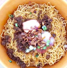 Hakka Noodles - Precinct of Meisek, Happy Land and Yong Sheng Restaurants @ 10 & 12, Jalan USJ 14/1K, UEP Subang Jaya - all 3 kopitiams across the road from each other - courtesy of CCFoodTravel