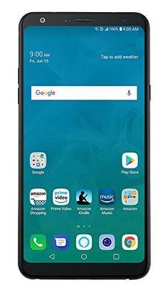 17% OFF! LG Stylo 4  32 GB  Unlocked (AT&T/Sprint/T-Mobile/Verizon)  Aurora Black  Prime Exclusive Phone