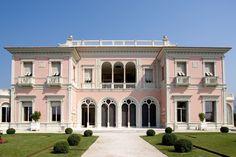 Villa  Ephrussi de Rothschild : Palais de la côte d'Azur, Saint-Jean-Cap-Ferrat, Alpes Maritimes