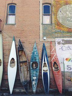 Salida | Kayaking | Colorado | Denver Weekend Get A Way | Live in Colorado | Explore Colorado | Colorado Summer | Vintage Kayak |