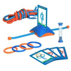 Amazon.com: ThinkFun Knot So Fast: Toys & Games