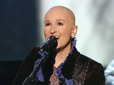 Melissa Etheridge rocking her bad self post-chemotherapy