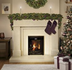 The Cara insert stove is the ideal solution for those who want the warmth and efficiency of a cast iron stove with the appearance of an open fire.