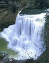 My favorite waterfall of all time!  Burgess Falls State Park, TN (only about an hour east of Nashville :)