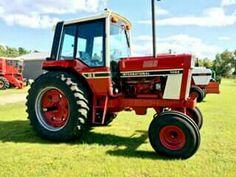 International Tractors, International Harvester, Vintage Tractors, Ih, Farming, Childhood, Tractors, Infancy, Childhood Memories