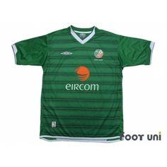 f637eeffc Ireland 2003 Home Shirt. Soccer JerseysFootball SoccerRetro ...