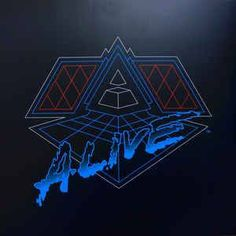 Daft Punk-Alive 2007 - 2 LP