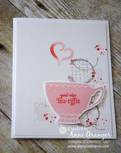 have a cuppa stampin up - Google Search