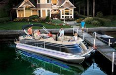 Bennington Custom Pontoon Boat | Products I Love ...