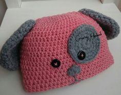 Crochet sweetie doggy...
