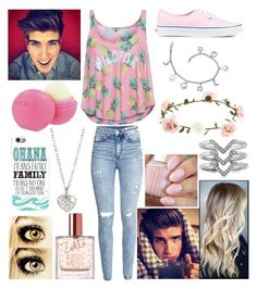 """""""Spending the day with Joey"""" by youtube-crazy ❤ liked on Polyvore"""