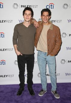Dylan O'Brien, Tyler Posey And Dylan Sprayberry Attend 'Teen Wolf' Panel At PALEYFEST LA 2015 - http://oceanup.com/2015/03/11/dylan-obrien-tyler-posey-and-dylan-sprayberry-attend-teen-wolf-panel-at-paleyfest-la-2015/