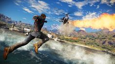Check out Just Cause 3's new 4K gameplay video!