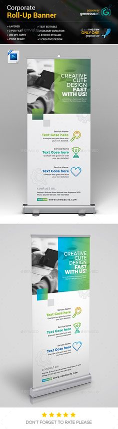 Tradeshow Banner Comp | Banners and Exhibition booth