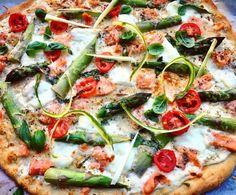 Summer Recipes, Vegetable Pizza, Parsa, Vegetables, Summer Food, Summer, Vegetable Recipes, Veggies