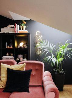 Hjemme hos Caroline - Blogg
