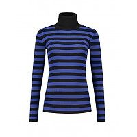 Turtle Top, Turtle Neck, Electric Blue, Glamour, Slim, Sweaters, Black, Tops, Fashion