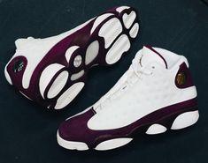 Air Jordan 13 GS Bordeaux Arriving This Weekend - Schuhe Jordan 13, Jordan Swag, Zapatillas Nike Basketball, Zapatillas Nike Jordan, Jordan Shoes Girls, Air Jordan Shoes, Girls Shoes, Dr Shoes, Hype Shoes