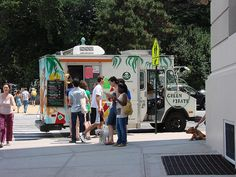 juice truck | Green Pirate Juice Truck | Flickr - Photo Sharing!