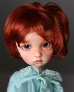 Collete imda 3.0 face-up by me #bjd #imda #collete #dollstagram #doll