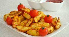 Fırında Patates Tarifi nasıl yapılır? Fırında Patates Tarifi'nin malzemeleri, resimli anlatımı ve yapılışı için tıklayın. Yazar: Pembe Tatlar