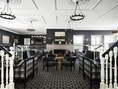 Hunter Valley hotel gets stunning Greg Natale makeover - The Interiors Addict