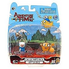 Adventure Time Collector's Pack: Battle Pack