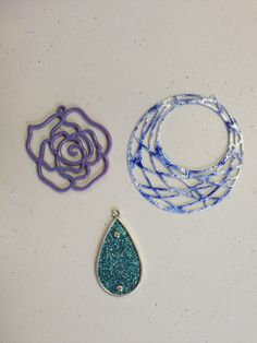 Efcolor Enamelling workshops - 25/26 April 2015 Enamels, Fused Glass, Crochet Earrings, Workshop, Pendant Necklace, Jewelry, Vitreous Enamel, Atelier, Jewlery