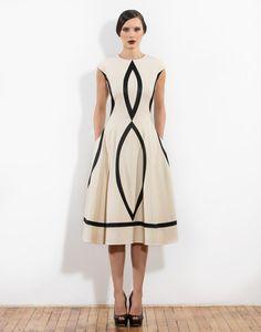 Christiana J. Paul Fall 2014. Asher Dress.